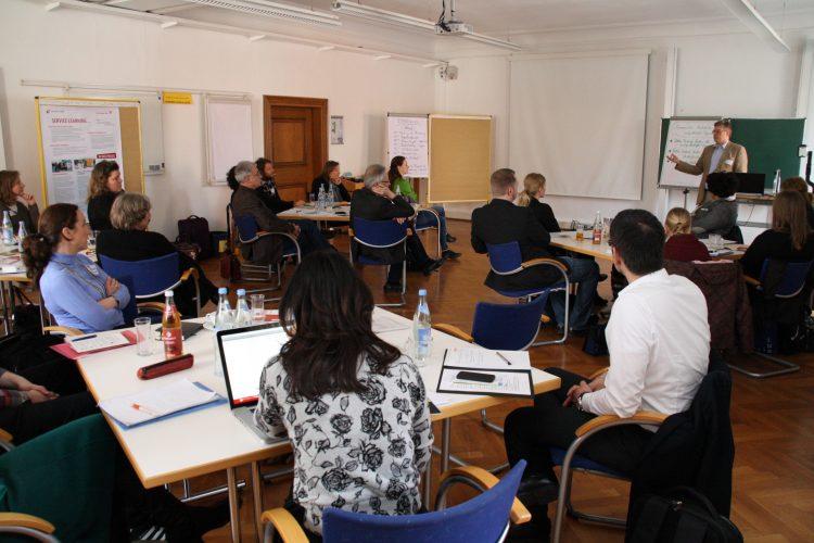Impressionen des driten Vernetzungstreffens des bayerischen Dialogforums
